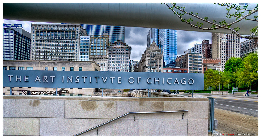 Chicago Art Buildings