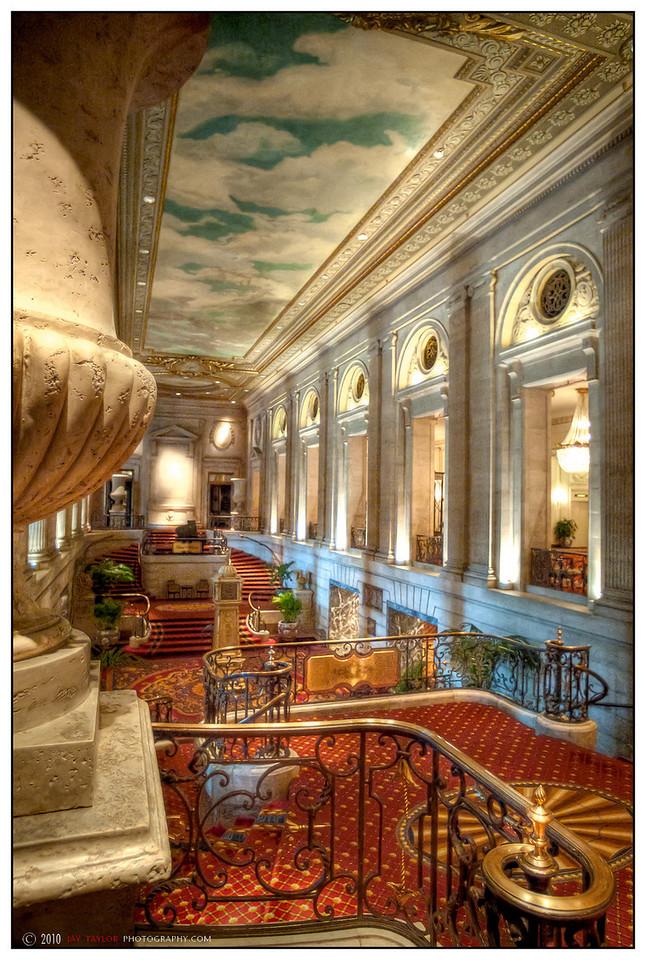 Chicago Hilton Interior