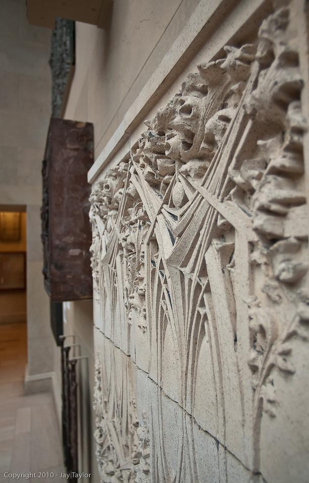 Terra Cotta Detail - Art Institute