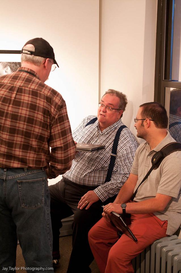 PDML'ers - Will Robb, Bob Sullivan & Sasha Sobol