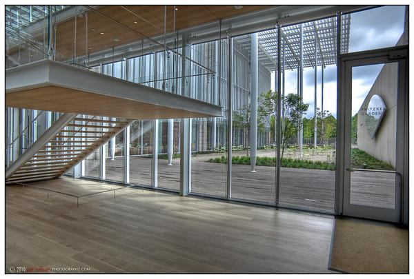 Pritzker Garden - Art Institute