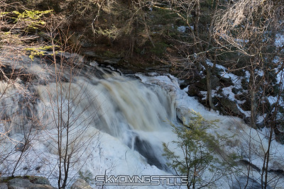Doane's Falls 1/15/17