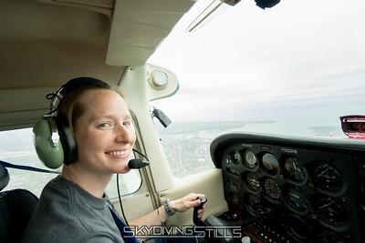 Flight with Sarah 4/30/17