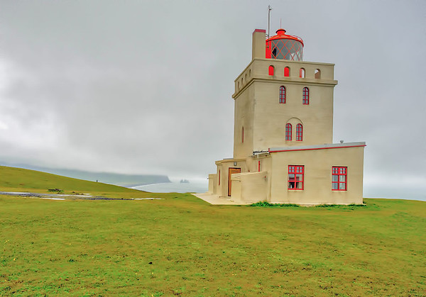 Reynisfjara Lighthouse