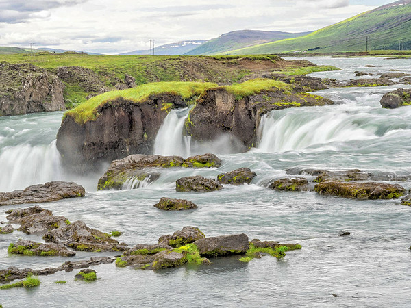 Godafoss Waterfall #3