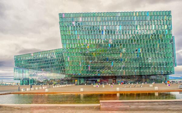 Reykjavik Civic Center