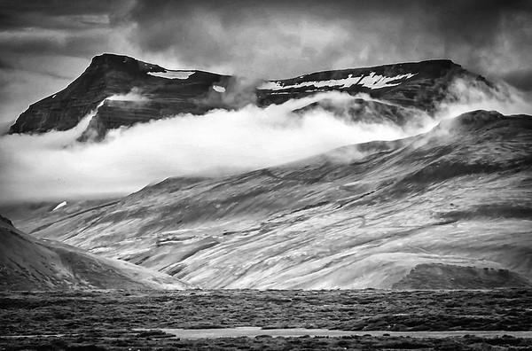 Borgarfjordur Landscape II
