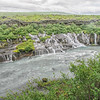 Hraunfossar Waterfalls #2