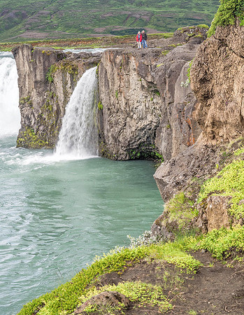 Godafoss Waterfall #2