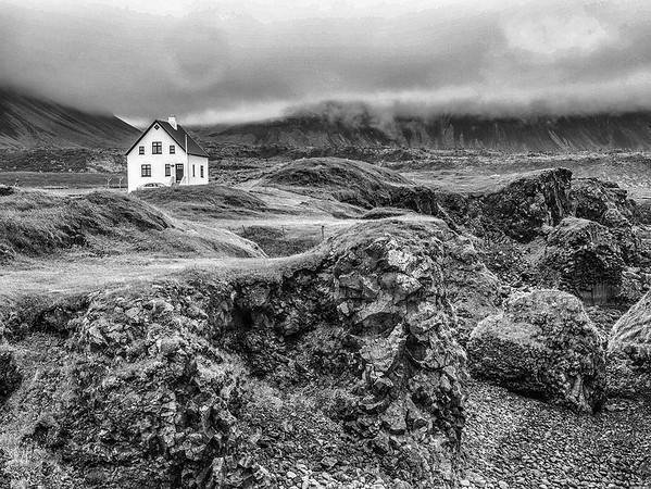 Hellnar Landscape