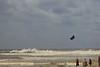 Kite surfer.