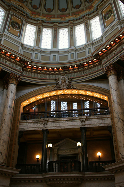 Capitol building in Jackson, MS