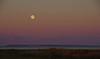 Peninsula Point moonrise