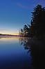 Dawn at Three Lakes