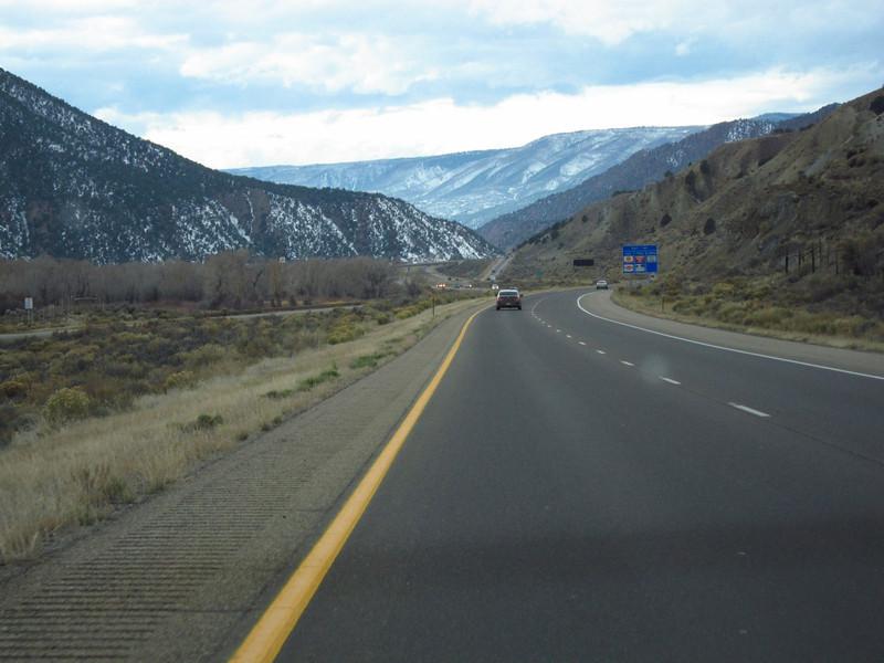 Interstate 70 in Colorado