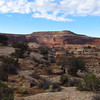 Scenic overlook on the way to Dead Horse Point State Park
