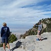 Near the Kiwanis Cabin on the Sandia Crest