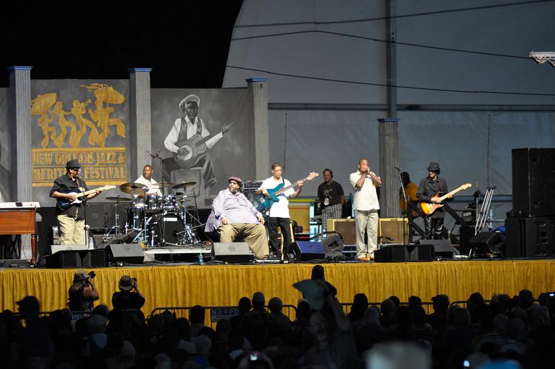 Blues Stage - Big Al Carson