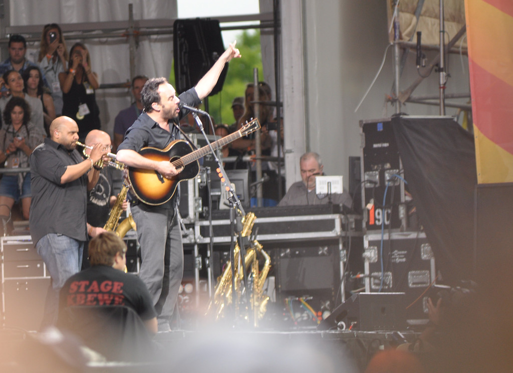 Dave Matthews put on a great show!