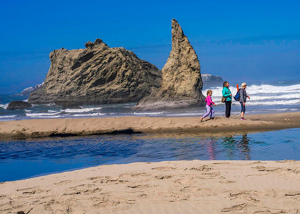 Oregon Coast No.14
