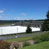 Bradford Island - Oregon<br /> Bonneville Dam Spillway