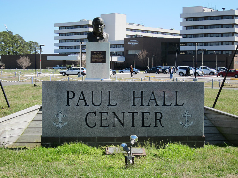 Paul Hall Center - Piney Point, MD<br /> Lower Potomac River Marathon start/finish location