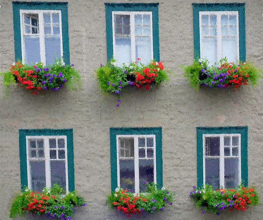 Six Windows - Lower Town Quebec City