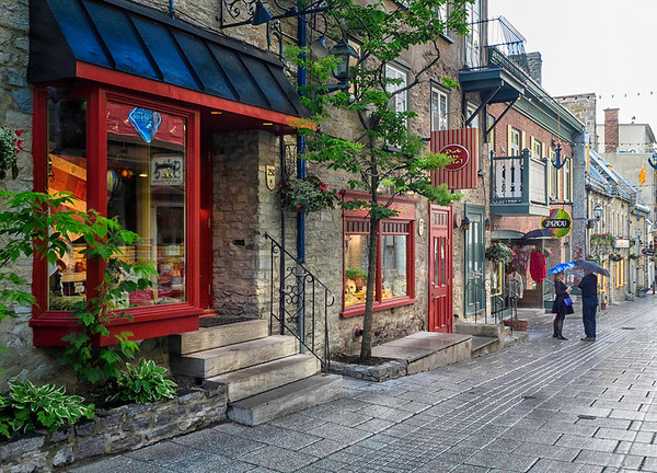 Lower Town No. 8 - Quebec City