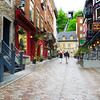 Lower Town No. 5 - Quebec City