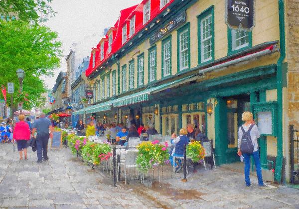 Saint Anne No. 1 - Quebec City