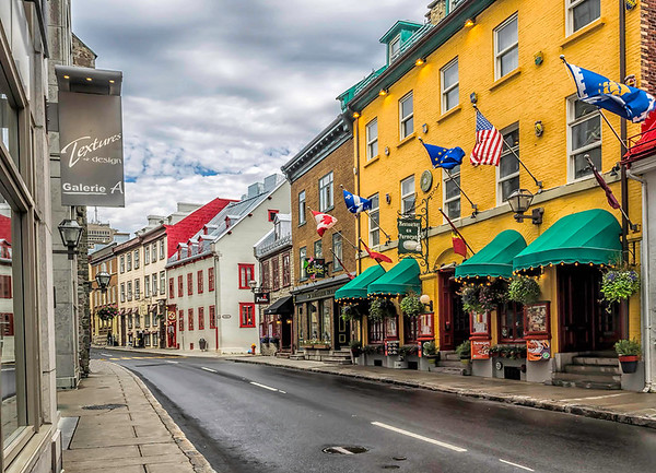 Saint Louis No. 5 - Quebec City