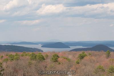 Quabbin Reservoir 4/16/17
