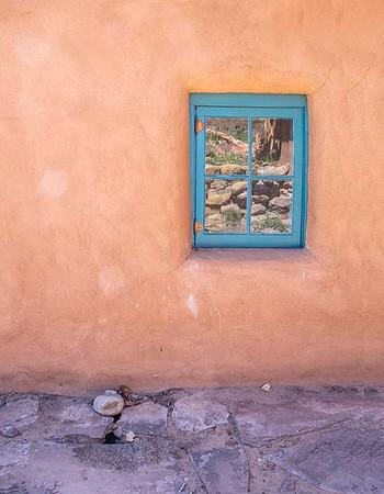 Ghost Ranch Window