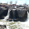 Sioux Falls, SD : Sioux Falls, SD - May 11, 2013  The Falls in Sioux Falls.