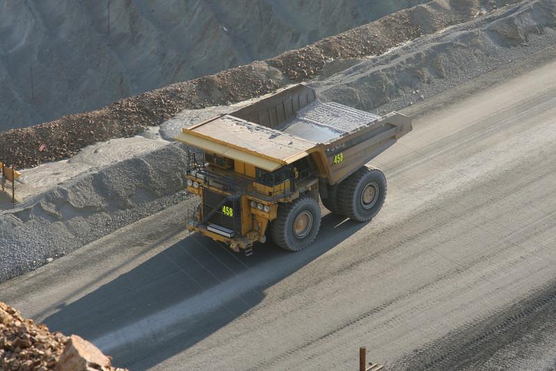 Bingham Canyon Mine, Utah - Man's Largest Excavation