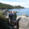 Lake Tahoe, near Incline Village, NV - Mary's camera