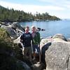 Lake Tahoe, near Incline Village, NV - Mary's camera