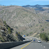 Scenery on drive from San Fran to Reno