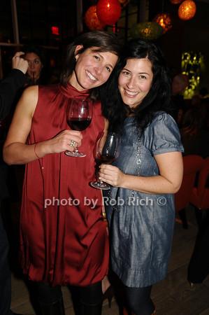 Jordana Pransky, Ada Limon<br /> photo by Rob Rich © 2009 robwayne1@aol.com 516-676-3939