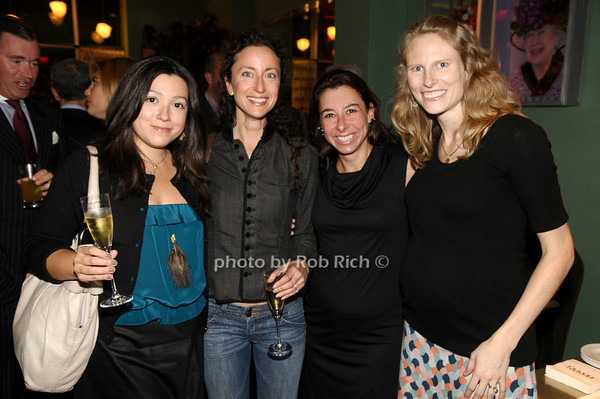 Kathy Stadler, Hilary Guberman, Jill Davison, Amy Farley<br /> photo by Rob Rich © 2009 robwayne1@aol.com 516-676-3939