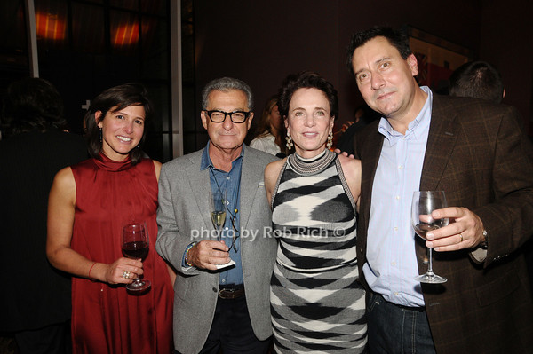 Jordana Pransky, Adam Tihany,, Nancy Novogrod, Luke Barr<br /> photo by Rob Rich © 2009 robwayne1@aol.com 516-676-3939