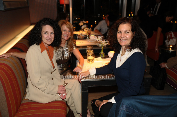 Alice Aquilino, Barbara Bank, Donna DeLeo<br /> photo by Rob Rich © 2009 robwayne1@aol.com 516-676-3939