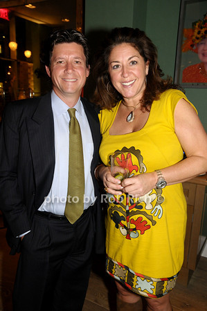 Herb Karlitz, Pamela Norwood<br /> photo by Rob Rich © 2009 robwayne1@aol.com 516-676-3939