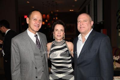 Robert Chavez, Nancy Novogrod, Vincent Fabio photo by Rob Rich © 2009 robwayne1@aol.com 516-676-3939