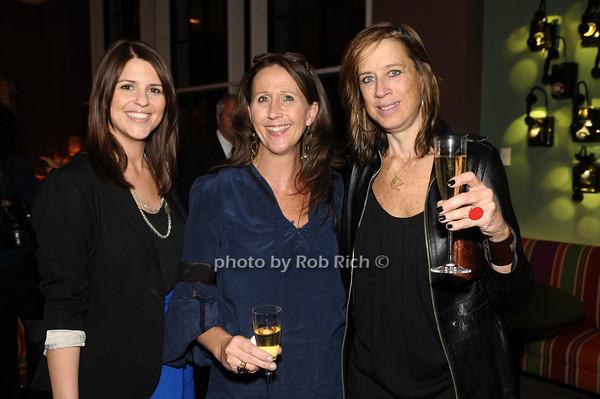 Narell Divine, Penni Bonaldi, Karen Voltax<br /> photo by Rob Rich © 2009 robwayne1@aol.com 516-676-3939