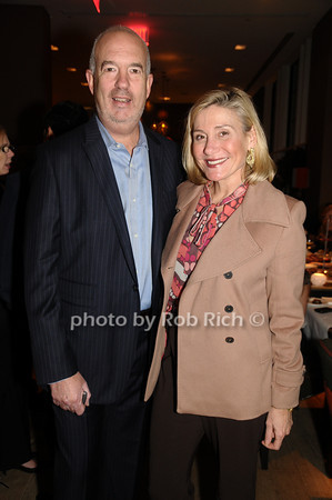 Bernard Scharf, Susan Magrino<br /> photo by Rob Rich © 2009 robwayne1@aol.com 516-676-3939