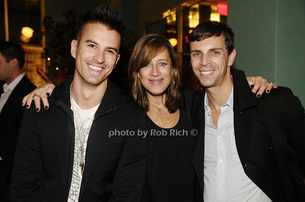 Jonathan Beck, Karen Voltax, James Mottee<br /> photo by Rob Rich © 2009 robwayne1@aol.com 516-676-3939