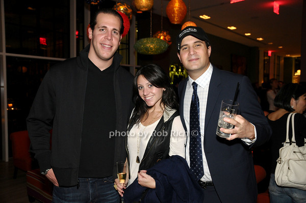 Zachary Berger, Amber Berger, Seth Shaw<br /> photo by Rob Rich © 2009 robwayne1@aol.com 516-676-3939