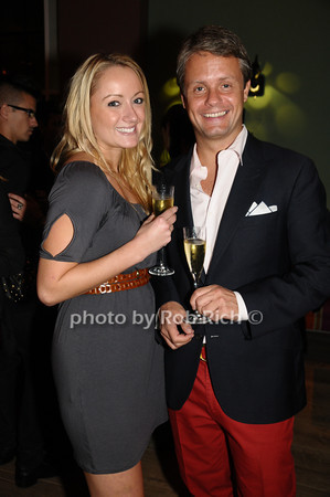 Sabine Latapie,Thomas Lambert Laurent<br /> photo by Rob Rich © 2009 robwayne1@aol.com 516-676-3939
