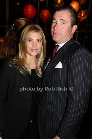 Ashley Dodgen McCormick, Simon Frank<br /> photo by Rob Rich © 2009 robwayne1@aol.com 516-676-3939